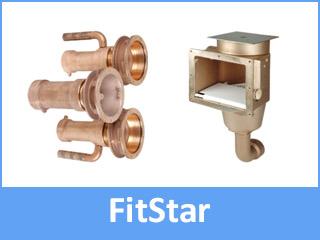 Оборудование Fitstar для бассейнов