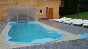 бассейн в Яремче