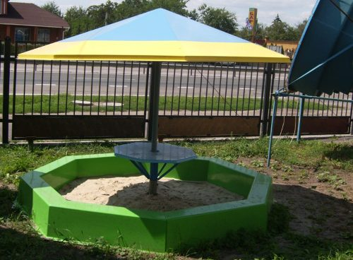 Children's sandboxes