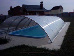 павільйони для басейнів