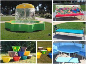 Садово-парковые изделия