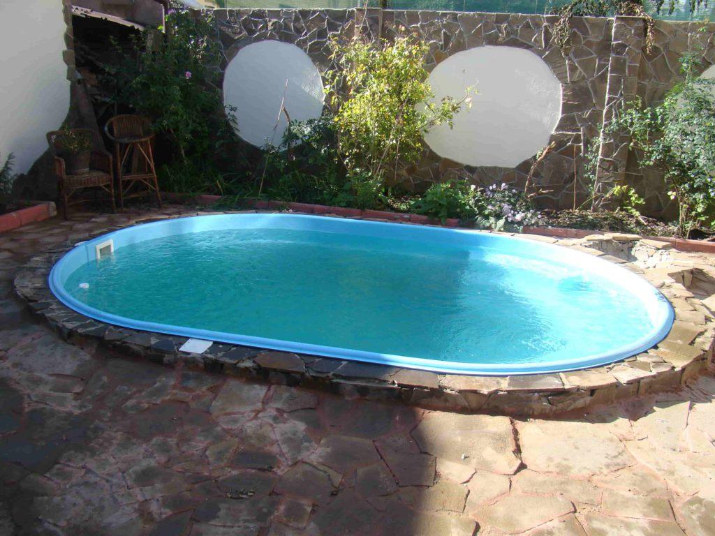 бассейн для сауны