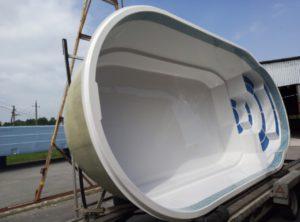 стекловолоконный бассейн Сумы