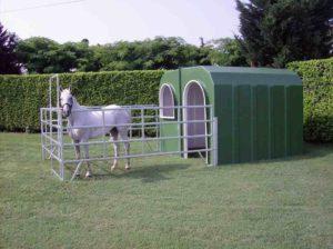 paddocks for horses