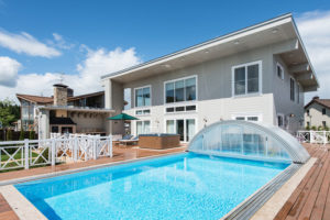 Price turnkey pool