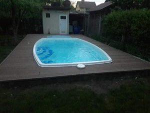 Установка бассейна под ключ