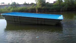 доставка бассейна