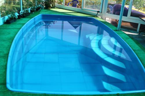 Композитный бассейн Люкс-1