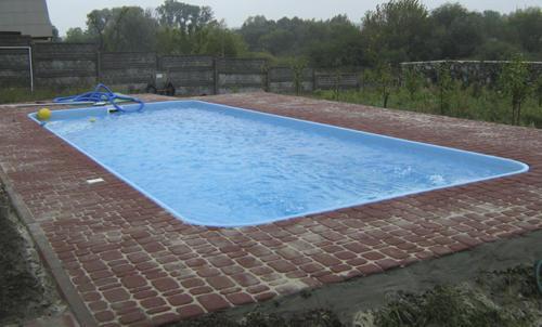 Бассейн Покровский-2
