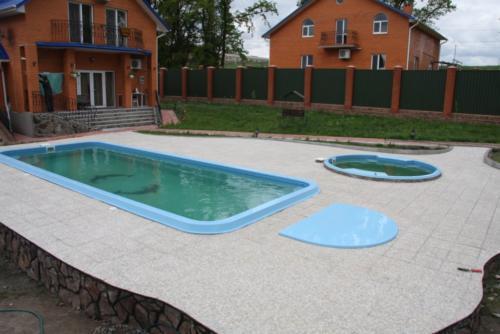 Бассейн  Покровский